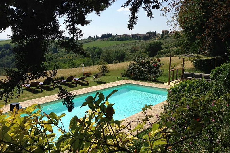 Villa Luisa, Ferienwohnung in Certaldo