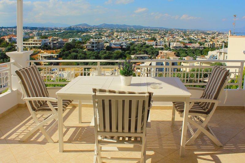 Barbaras apartments 9, holiday rental in Kato Daratso