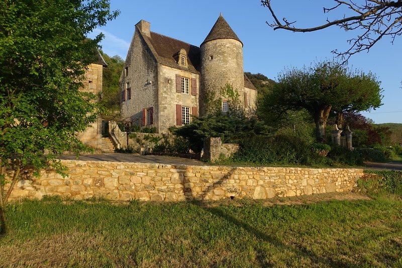 Manoir de Rochecourbe, Vezac, close to Sarlat-la-Caneda, Lascaux, Dordogne, holiday rental in Vezac