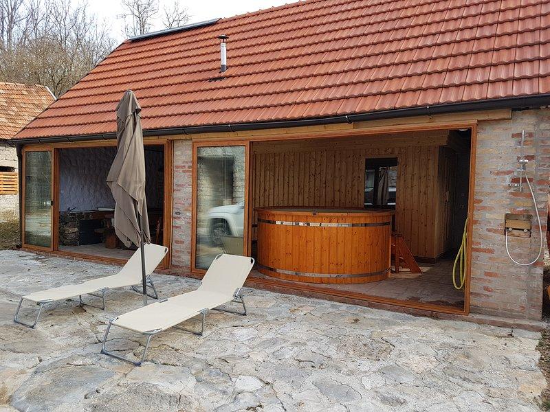Stone house Lika, aluguéis de temporada em Gracac