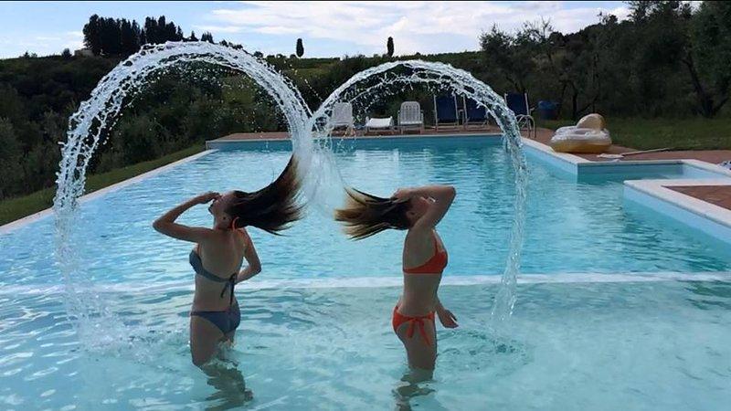Panorama in Chianti la tua vacanza nel Chianti, vakantiewoning in Ulignano