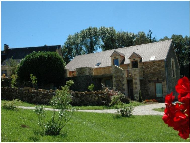 Longère de Carlux, holiday rental in Orliaguet