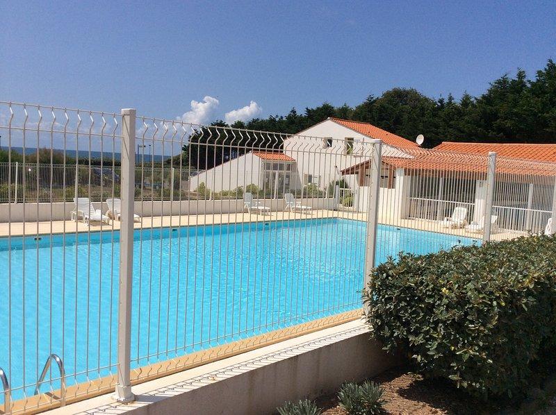 A 300 m de l'océan proche des Sables d' Olonnes., location de vacances à Bourgenay
