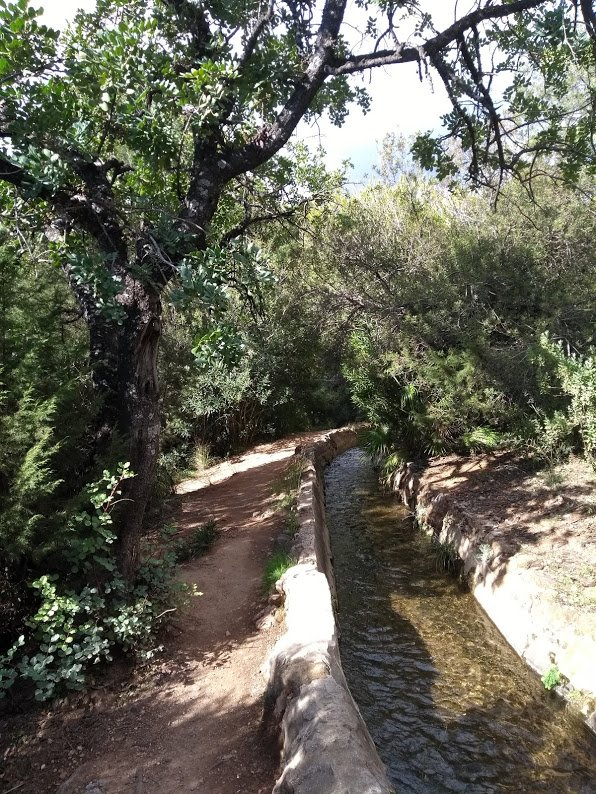 There are many beautiful walks in the area. This walk is near Benahavis which is 17 minutes by car.