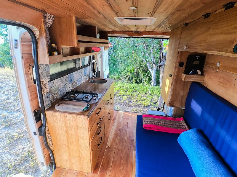 Campervan Rental Costa Rica, alquiler vacacional en Garabito Municipality