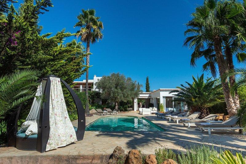 Villa Carmen Morna, holiday rental in Cala Llenya