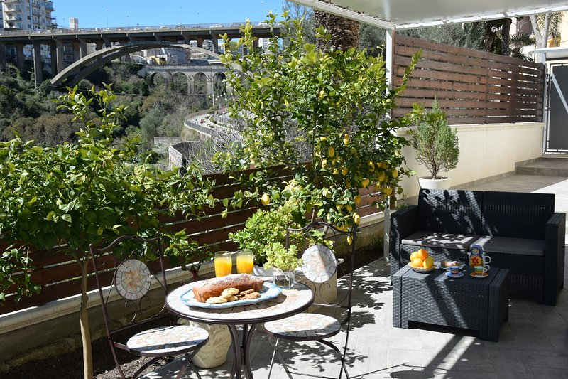 Il Giardino Sulla Valle, vacation rental in Ragusa