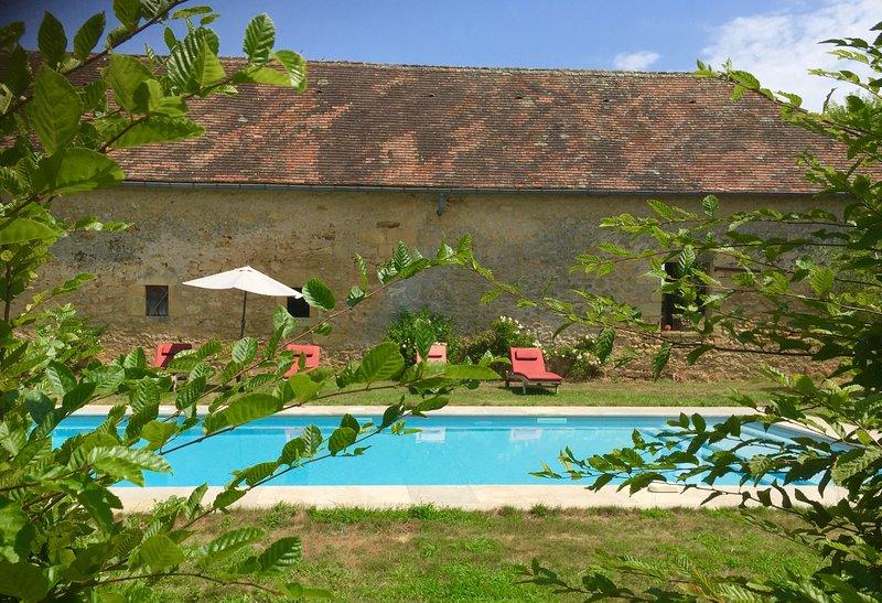 La Bourgeoisie-demeure de luxe pour vacances de grand confort, vacation rental in Grolejac