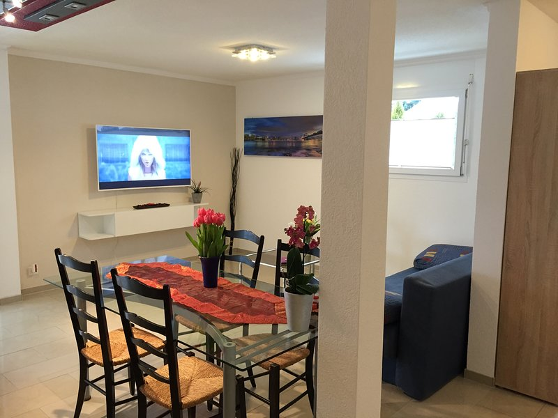Emmental garden apartment, vacation rental in Utzigen