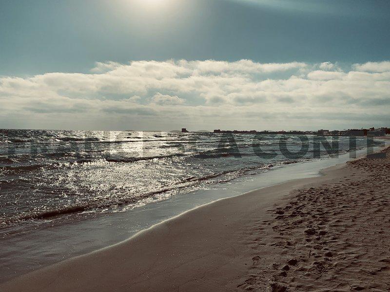 Villetta a 300 mt dalla spiaggia, holiday rental in Torre Lapillo