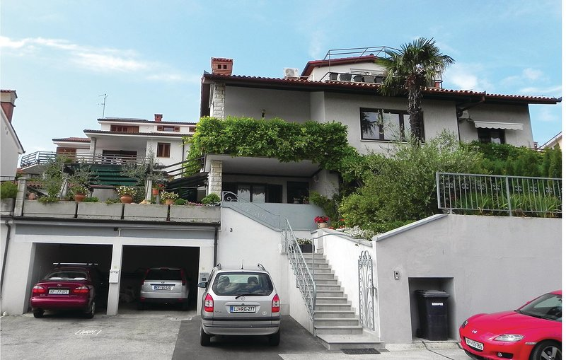 Stunning home in Lucija with WiFi and 2 Bedrooms (SCR073), holiday rental in Lucija
