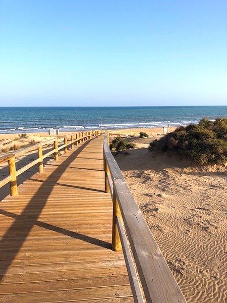 Tripadvisor Alicante Guardamar Del Segura Adosado A 700m De La Playa En Urba Con Piscina Vakantiehuis In Guardamar Del Segura