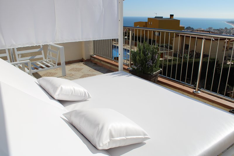 House panorama beach, holiday rental in Blanes