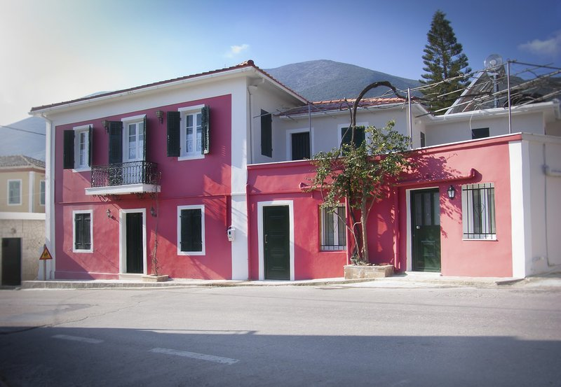 House 1910, holiday rental in Kampi