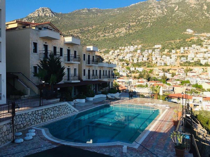 1 Of 28the Emir Apartmentain Pool