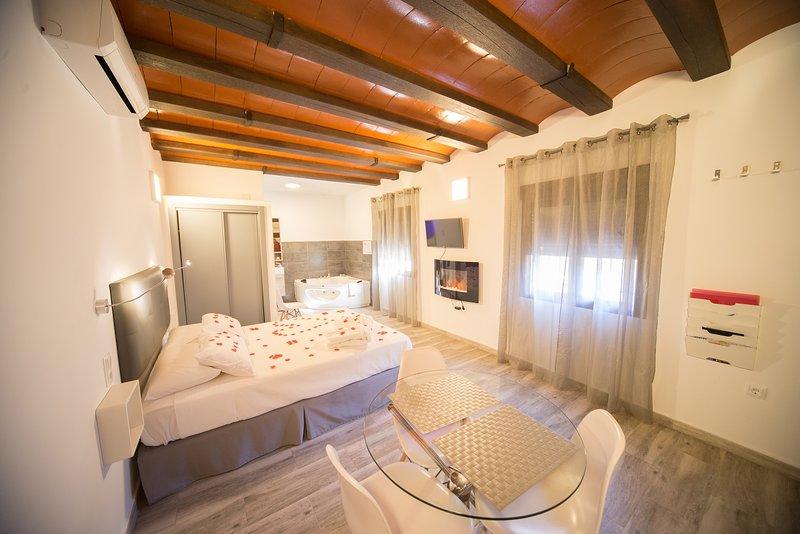 Estudios rurales La Casa de Luis -1, alquiler de vacaciones en Montánchez