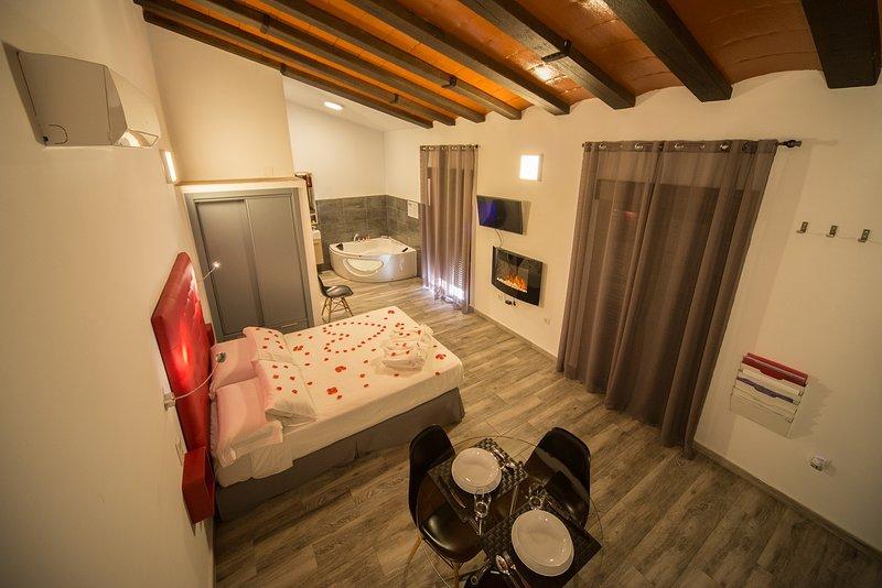 Estudios Rurales La Casa de Luis -2, alquiler de vacaciones en Montánchez