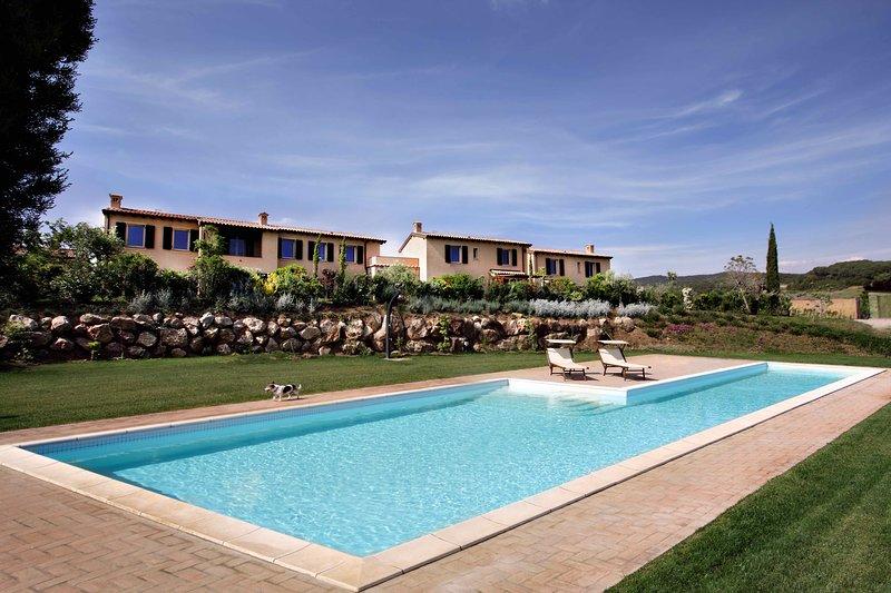 La Ginestra nel Borgo Santa Chiara al Pelagone, holiday rental in Bagno di Gavorrano