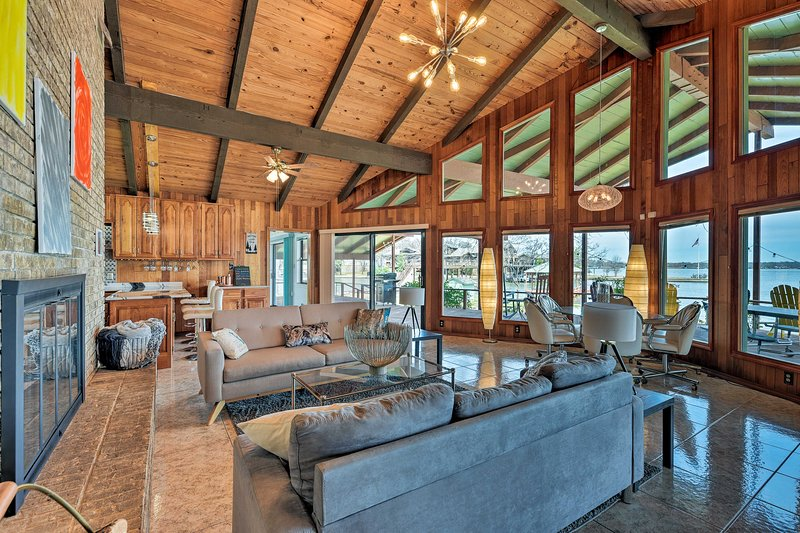 Experience a one-of-a-kind trip at this luxury vacation rental house!