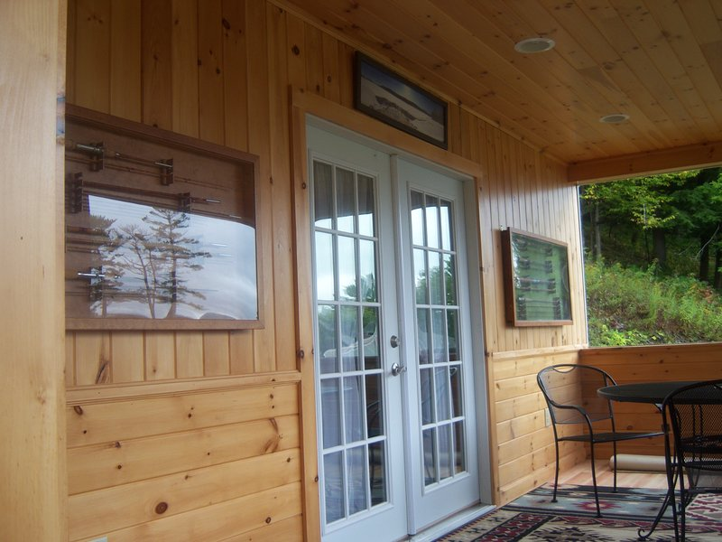 Anglers Den, vacation rental in Schuyler Lake