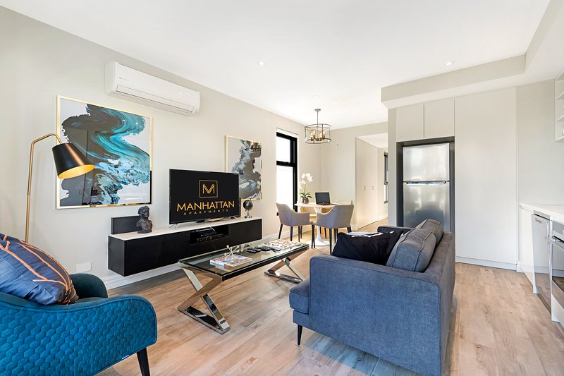 Manhattan Apt Notting Hill 1 Bed Standard, casa vacanza a Whitehorse