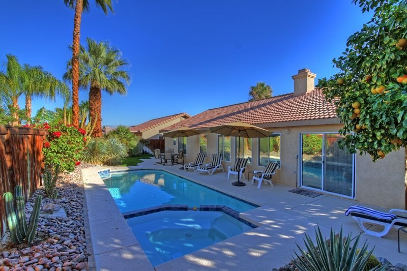 COLE875 - Palm Desert North - 3 BDRM, 2 BA, vacation rental in Palm Desert