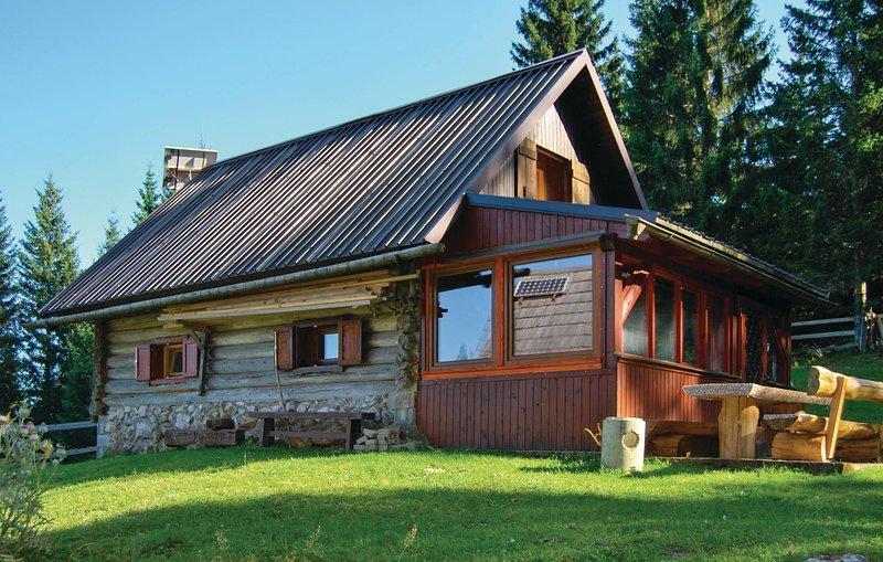 Awesome home in Bohinjska Bistrica with 2 Bedrooms (SGR122), holiday rental in Bohinjska Cesnjica