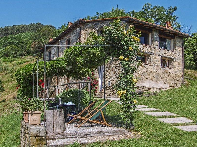 Fattoria di Pietrabuona (PCA109), vacation rental in Colognora