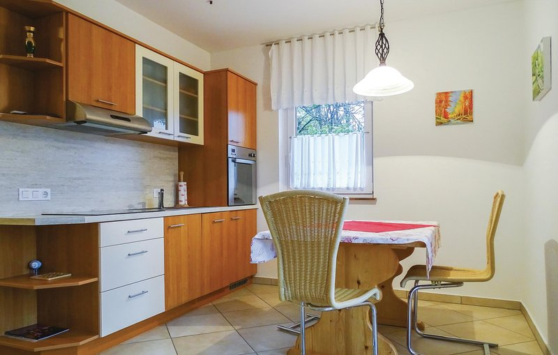 Amazing home in Stari trg ob Kolpi with WiFi and 1 Bedrooms (SSE107), vacation rental in Semic