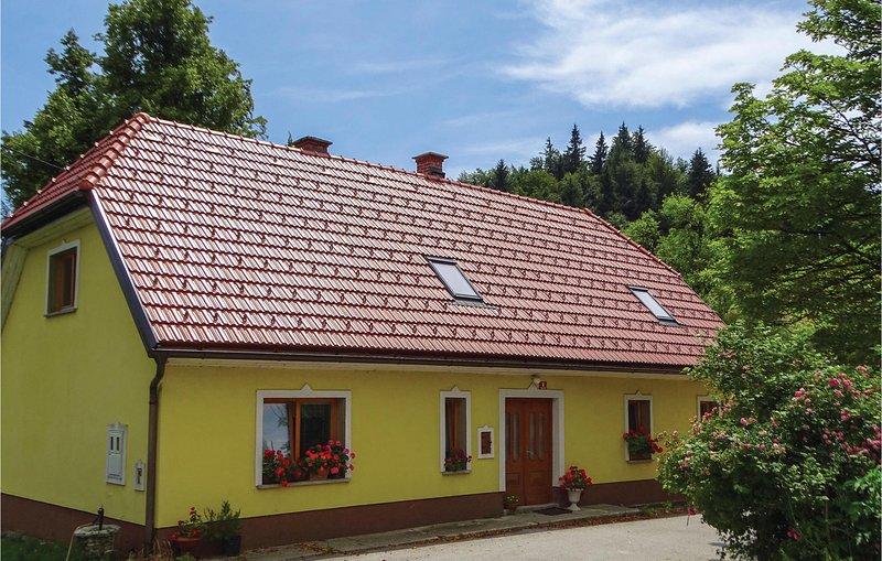 Awesome home in Vransko with WiFi and 2 Bedrooms (SSR149), casa vacanza a Braslovce