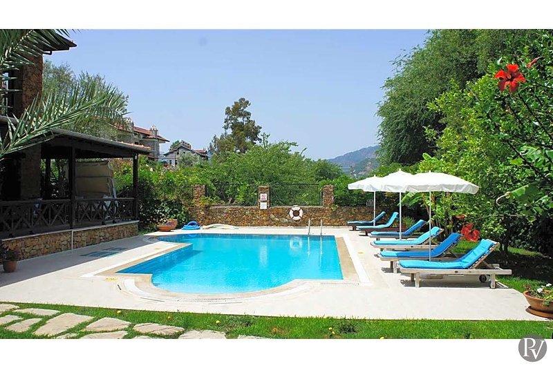Gocek Villa Sleeps 6 with Pool - 5777840, holiday rental in Gocek