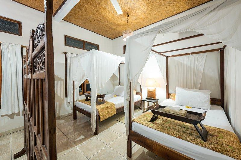 Aashaya Jasri Resort - Villa Kolam A, location de vacances à Candidasa