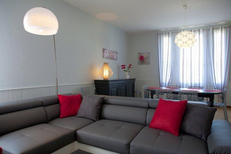 Beautiful house with garden & Wifi, location de vacances à Castres