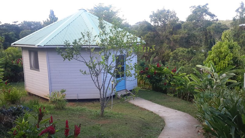 Amazing property with shared pool, holiday rental in Le Robert
