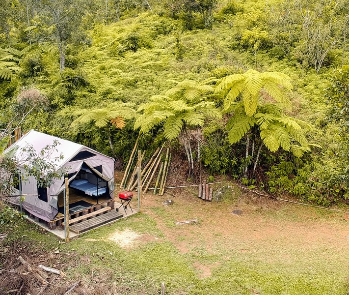 Glamping-Caves, Rivers, Beaches, Science & History, holiday rental in Hatillo
