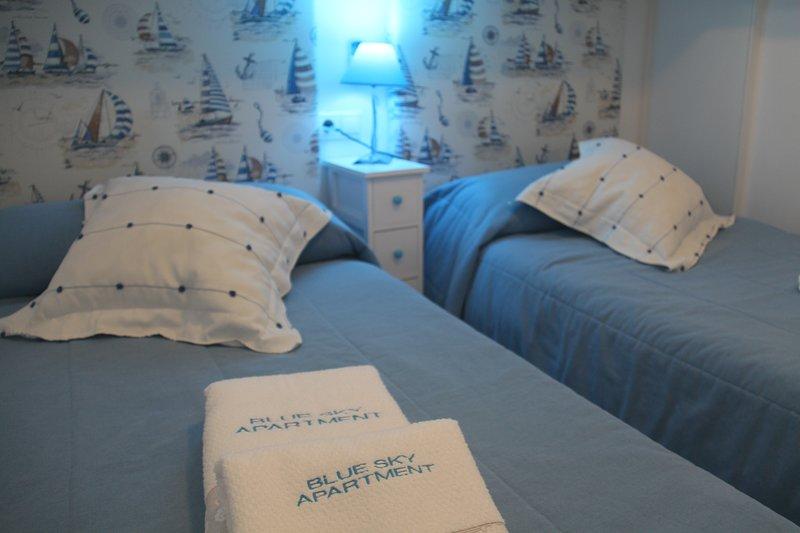 Nuestra habitación doble