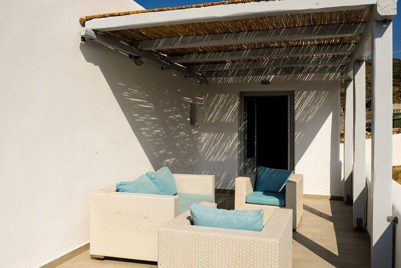 Amorgos Apartment for 4 persons near Katapola port, location de vacances à Katapola