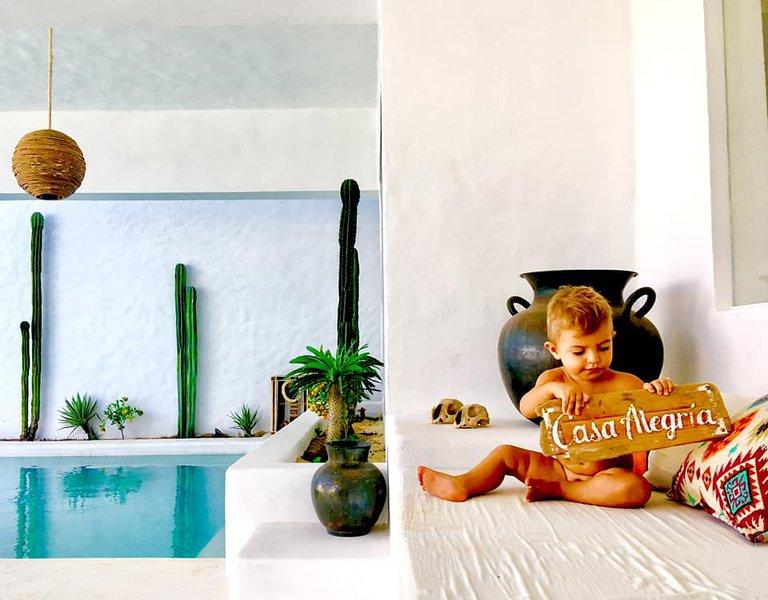 Casa Alegría - Puerto Escondido, alquiler de vacaciones en Sur de México