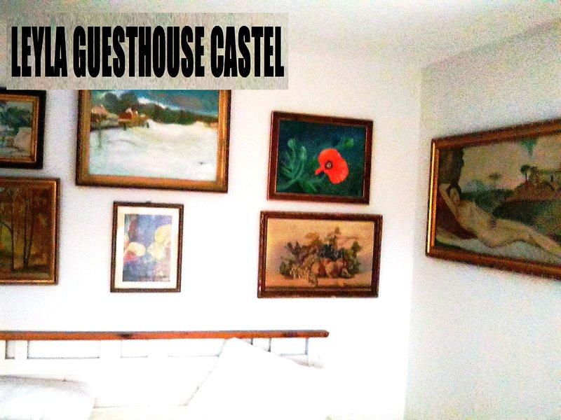 Leyla Guesthouse Triple, holiday rental in Rasnov