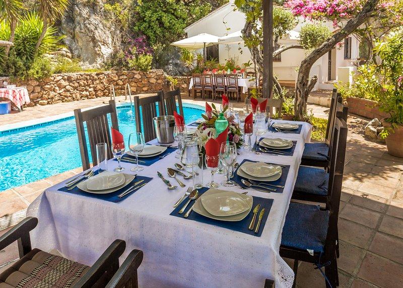 Finca Los Pinos, vacation rental in Competa