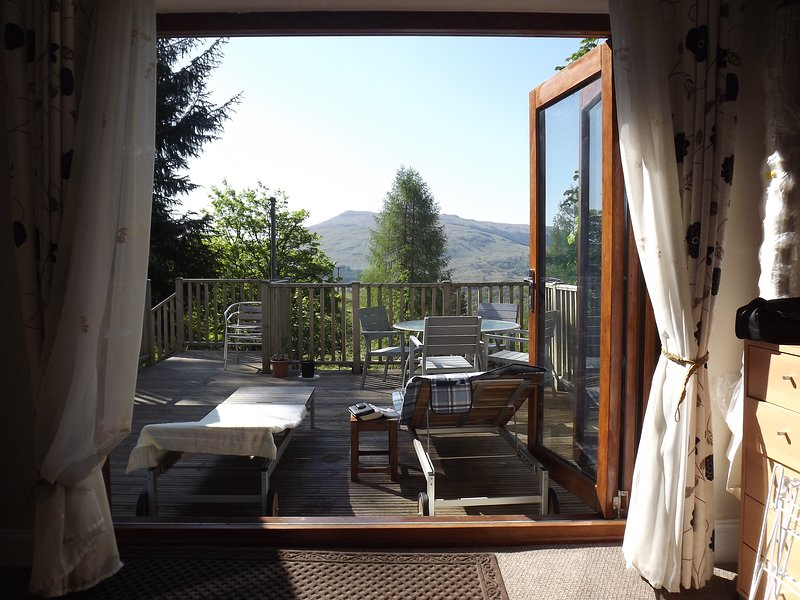 Upper Station House, holiday rental in Loch Lomond and The Trossachs National Park