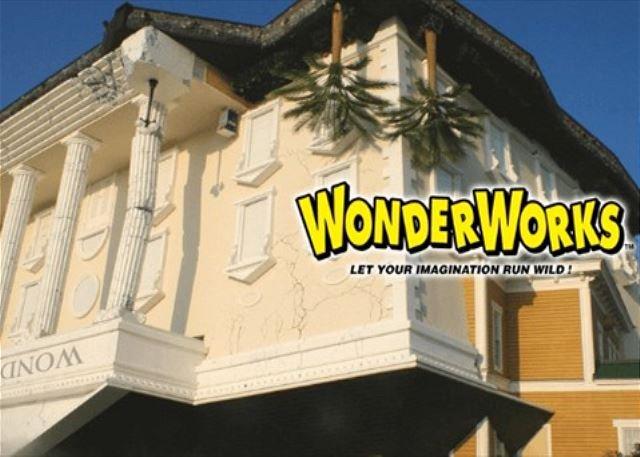 Entrada gratuita para adultos a Wonder Works con nuestro paquete xplorie.