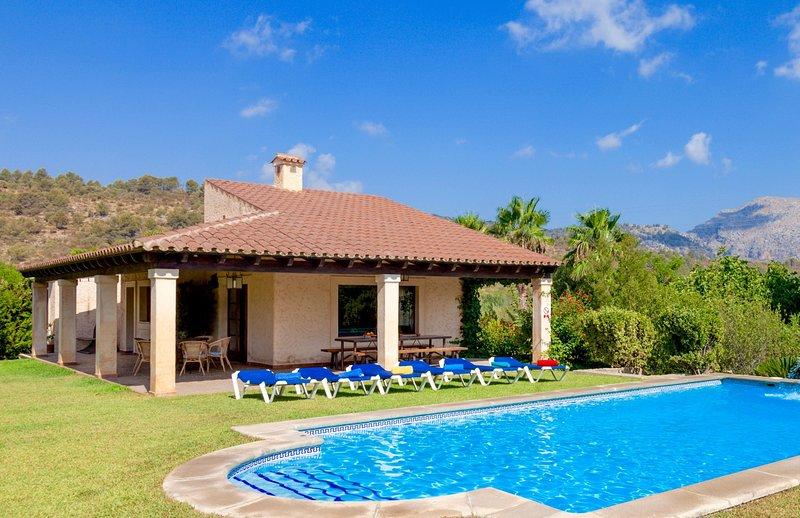 Villa Can Colom Chalet in Puerto Pollensa