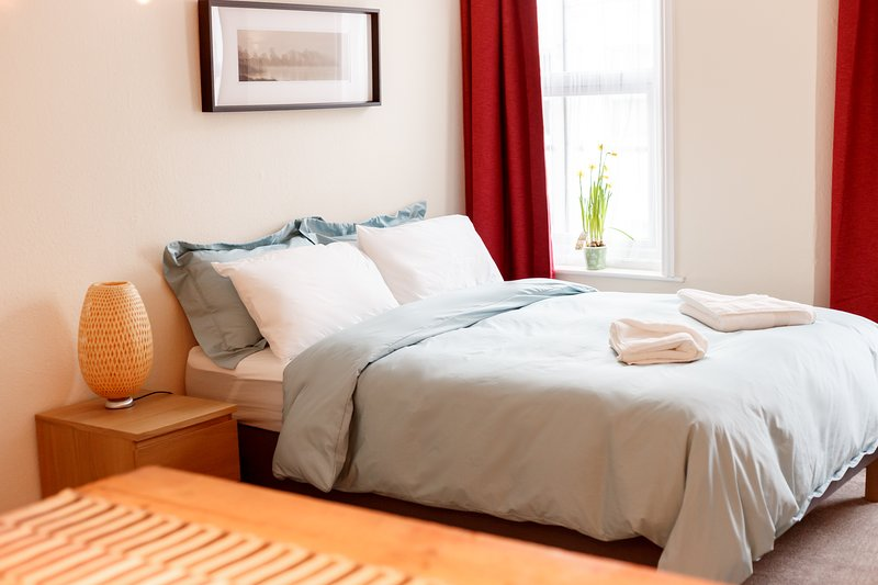Beautiful Town Centre Apartment, alquiler vacacional en Bournemouth