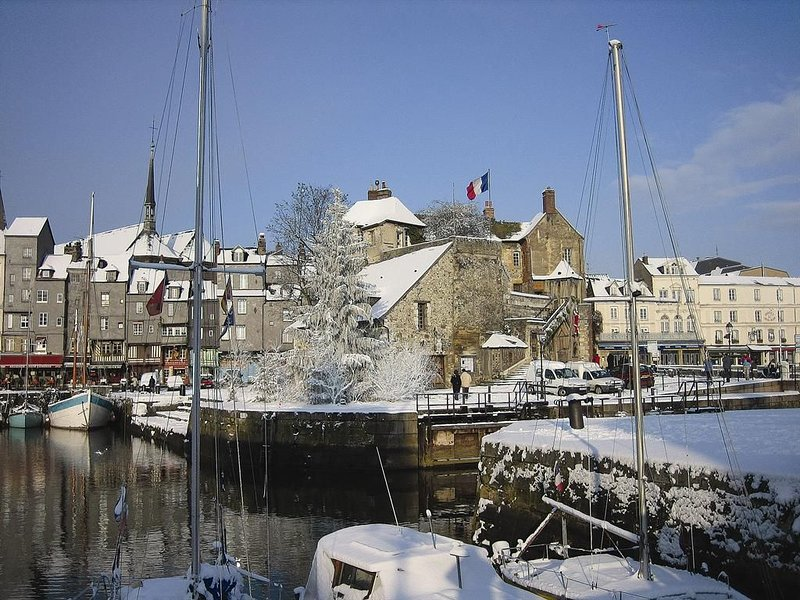 Christmas & New Year Honfleur