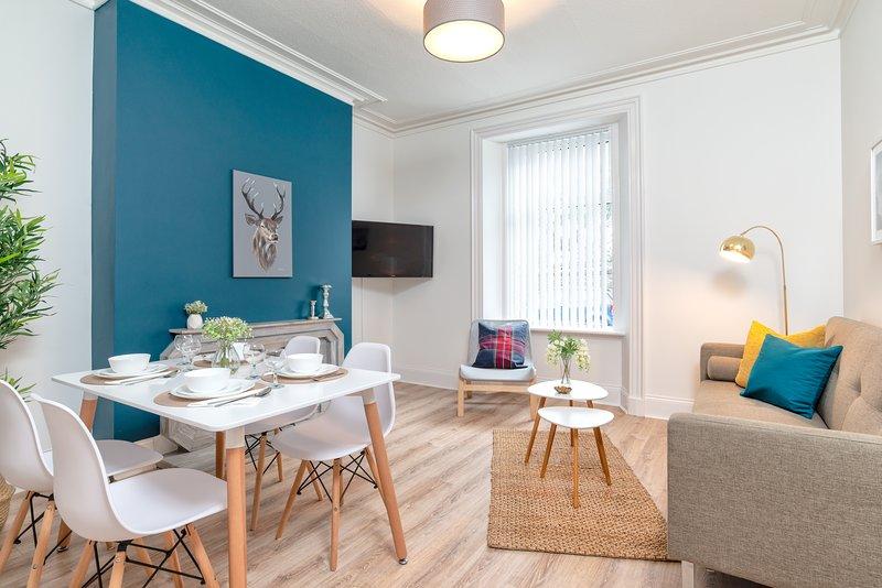 West Mount Apartment - Ground Floor, holiday rental in Balmedie
