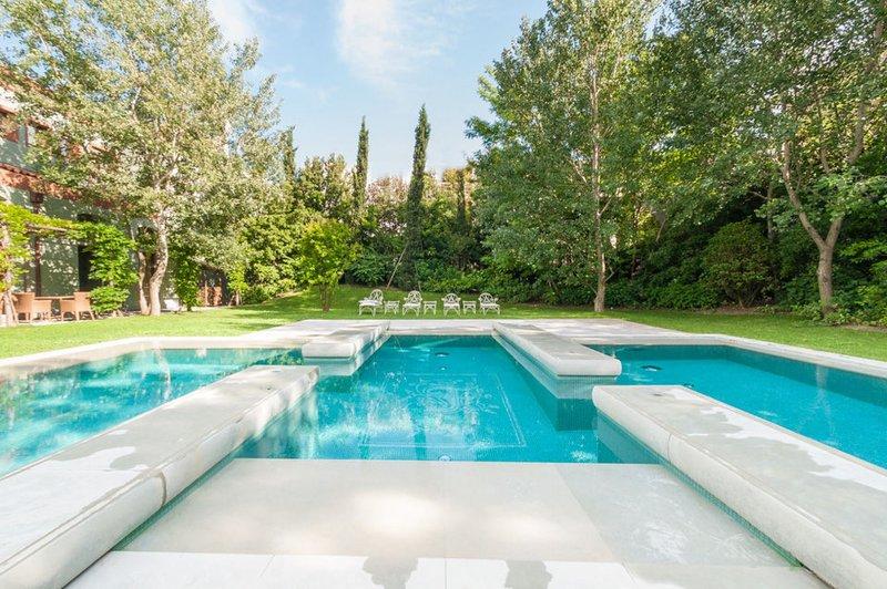 Villa Turchesa - Meditation Pool på Villa F