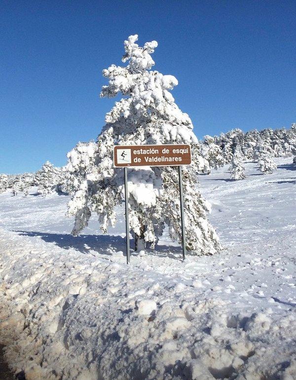 ski resort near the house.