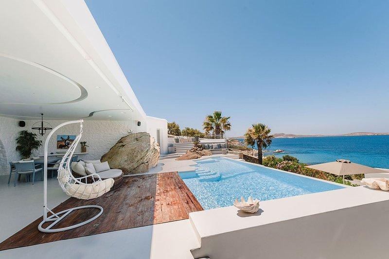Villa Apolonia, location de vacances à Agios Ioannis