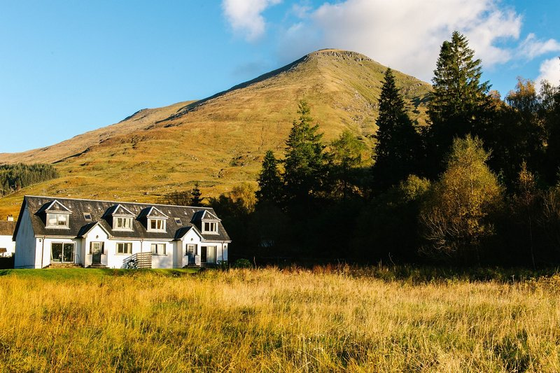 Capercaillie Cottage, holiday rental in Tyndrum